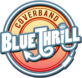 Blue Thrill Coverband Logo